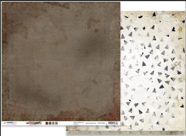 StudioLight Scrapbookpapier WinterDays 04