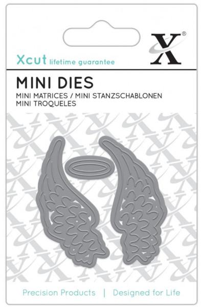 XCut Mini Stanzschablonen Engelsflügel XCU503654