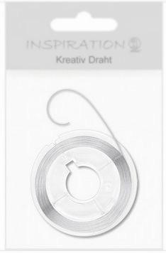 Ursus Kreativ-Draht silber 56550089