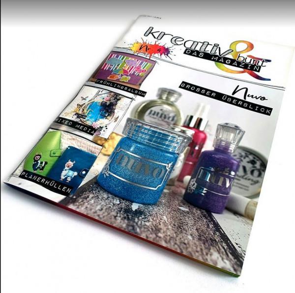 Kreativ & Bunt das Magazin #4