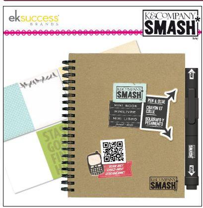 K&Company Smash Mini Book